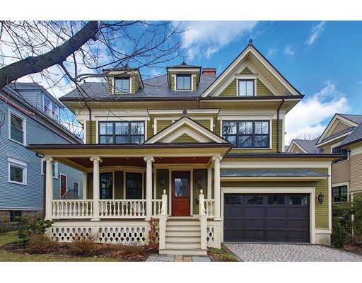 64 Naples Road, Brookline, MA