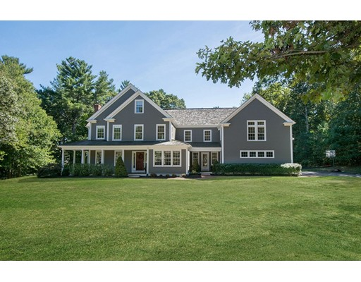 6 Pinson Lane, Norwell, MA