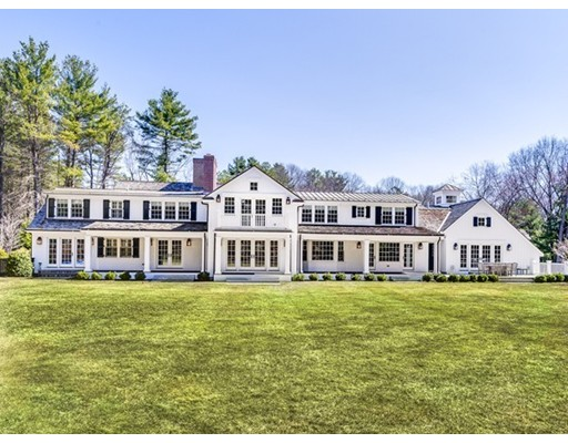 45 Autumn Road, Weston, MA