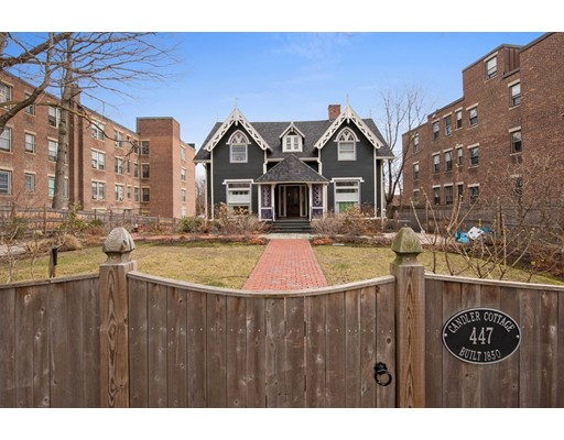 447 Washington Street, Brookline, MA 02446