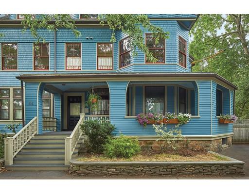 44 Cypress Street, Brookline, MA