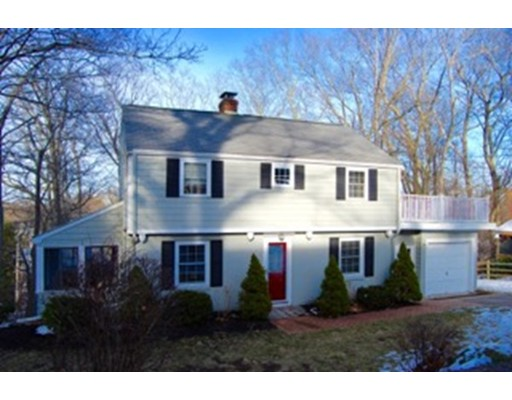 165 Thornton Road, Needham, MA