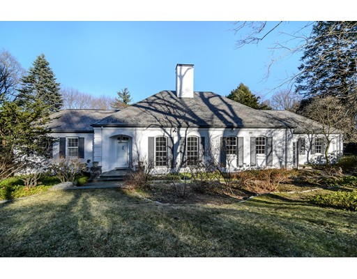 21 Carisbrooke Road, Wellesley, MA
