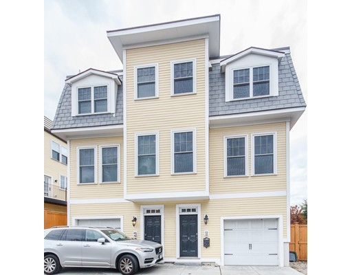 8 Arrow Street, Unit 1, Boston, Ma 02129