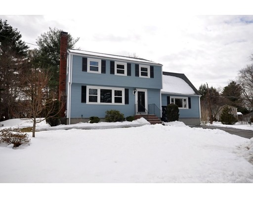 14 Spencer Road, Acton, MA