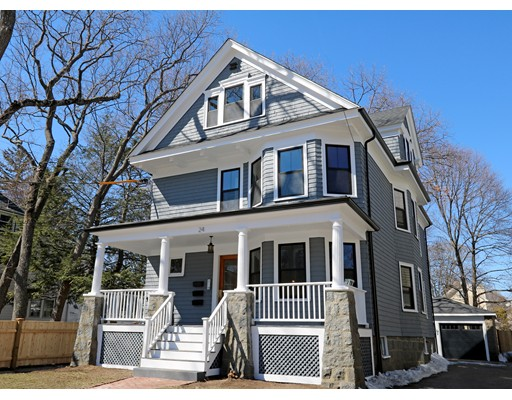 24 Houston Avenue, Milton, MA 02186