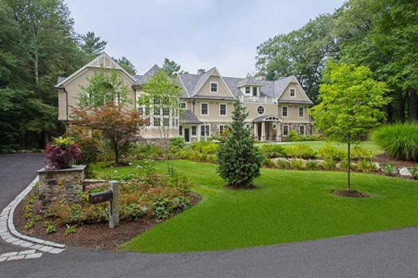 56 Cart Path Road Weston MA 02493