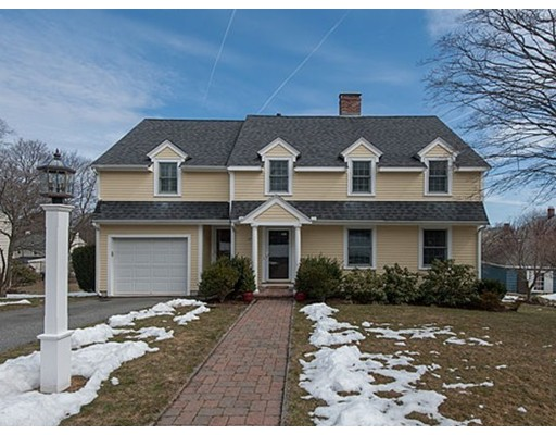 17 Indian Hill Road, Winchester, MA
