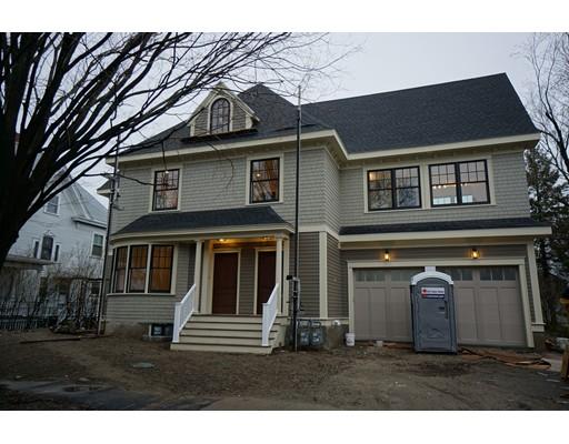 42 Coolidge Street, Brookline, MA 02446