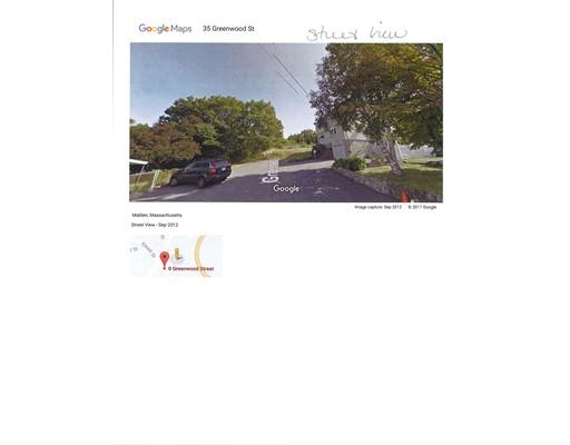 0 Greenwood & 0 Glendale, Malden, MA 02148