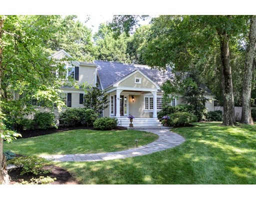 87 Suffolk Road, Wellesley, MA
