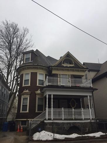 110 Harrishof Street Boston MA 02121