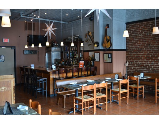 999 Restaurant, Somerville, Ma