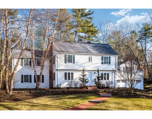 42 Aberdeen Road, Weston, MA