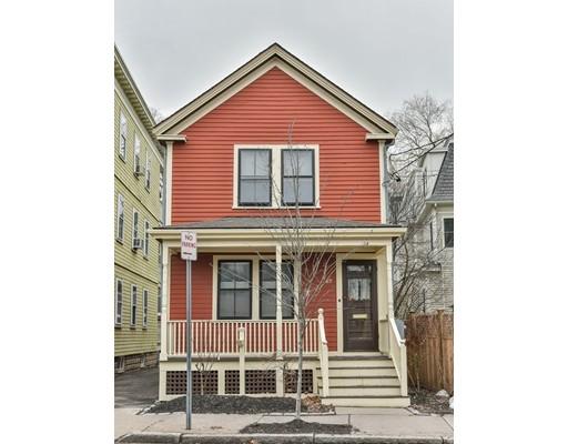 89 Sherman Street, Cambridge, MA 02140