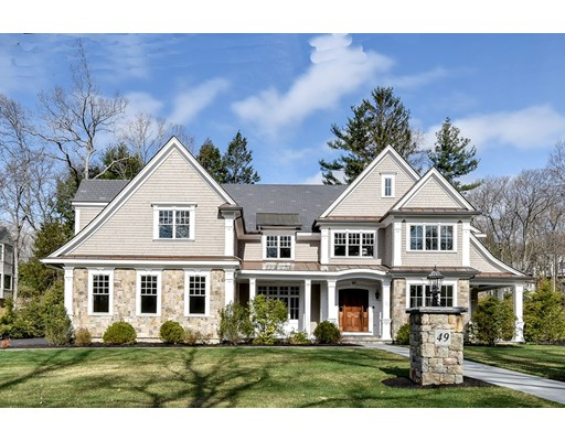 49 Bristol Road, Wellesley, MA