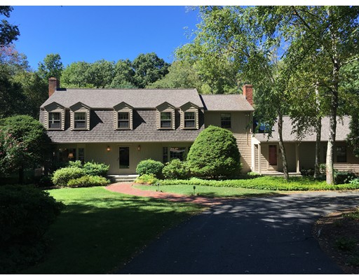 91 Westerly Road, Weston, MA