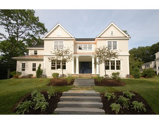 17 Bucknell Road, Wellesley, MA