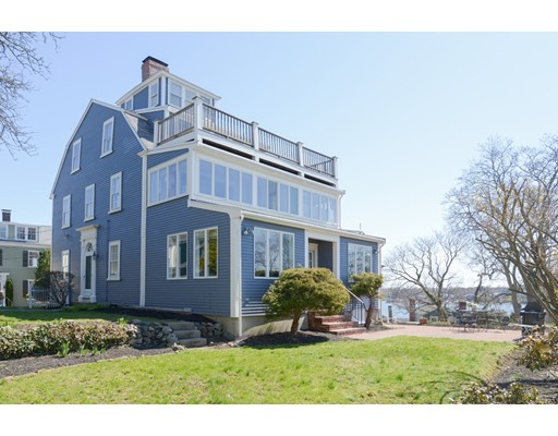5 Lookout Court, Marblehead, MA