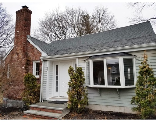 25 Duxbury Road, Wellesley, MA