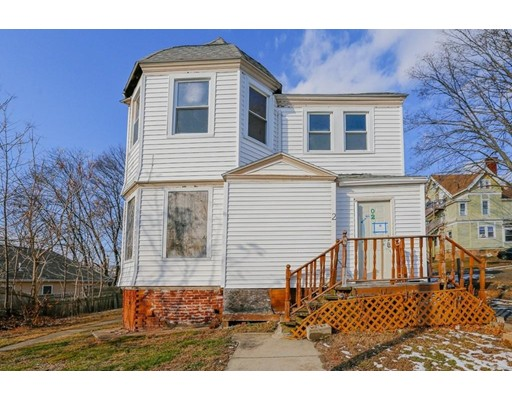 2 Grout Court, Worcester, MA