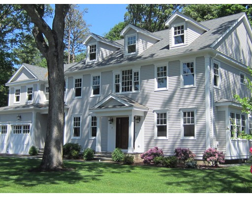 15 Shadow Lane, Wellesley, MA