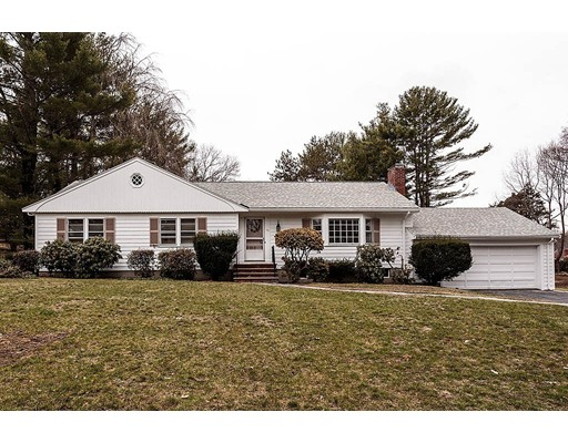 42 Spring Valley Road, Belmont, MA