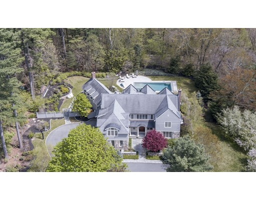 54 Westerly Road, Weston, MA