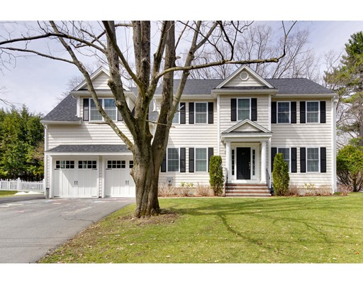 27 Turner Road, Wellesley, MA