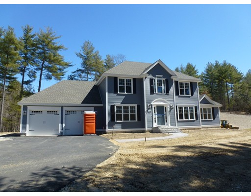 Photo of 338 Cow Pond Brook Road-Lot 1A Groton MA 01450
