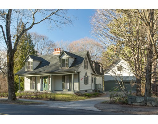 93 Monument Street, Concord, MA