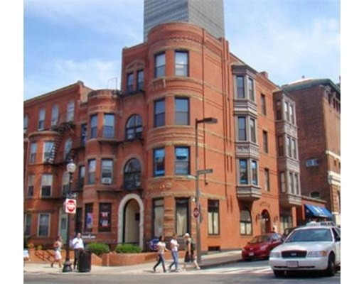 316 Newbury, Boston, MA 02115
