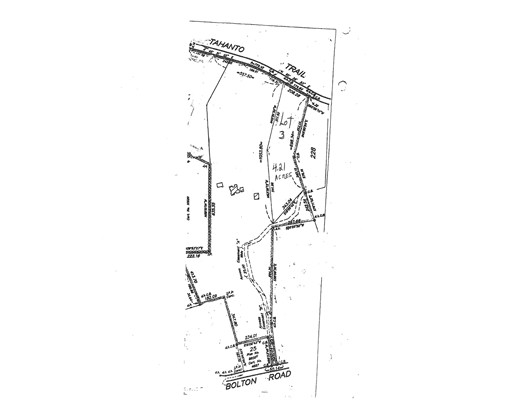 Lot 3 TAHANTO Trail, Harvard, MA