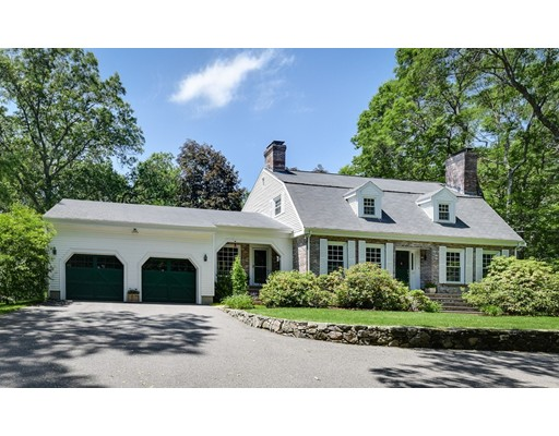 45 Miller Hill Road, Dover, MA