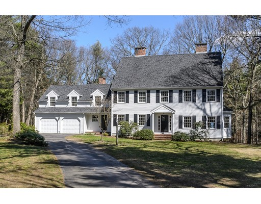 7 Village Hill Road, Dover, MA