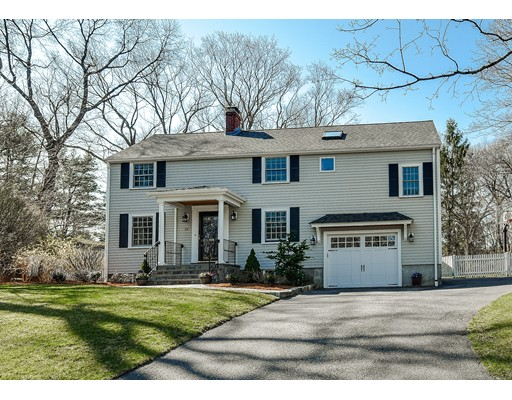 19 Strathmore Road, Wellesley, MA