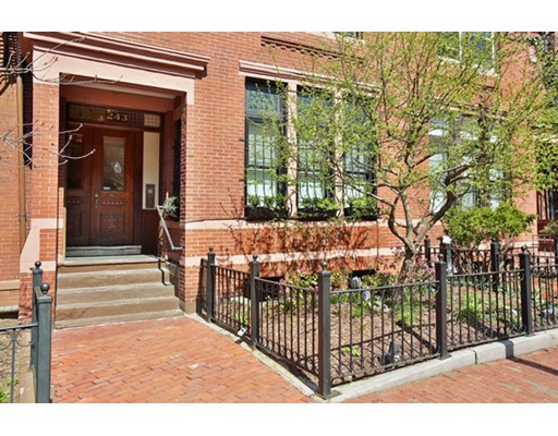 243 W Newton Street, Boston, MA 02116