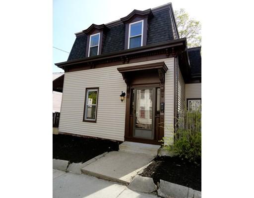 100 Gilman Street, Somerville, MA