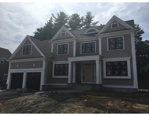 LOT 4 ROCKWOOD Lane, Needham, MA