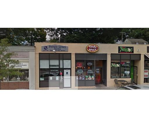 1741 centre, Boston, MA 02132