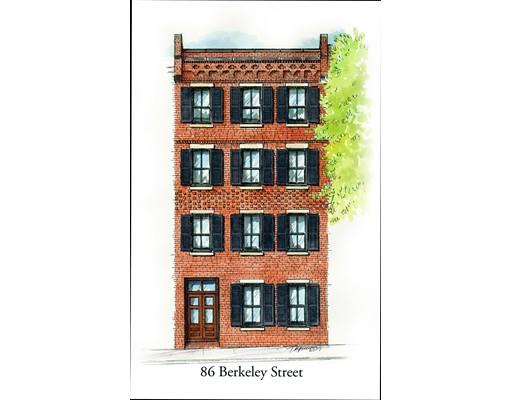 86 Berkeley Street, Boston, MA 02116