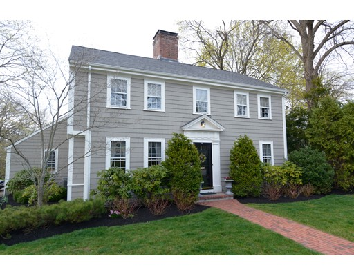 5 Ingraham Road, Wellesley, MA