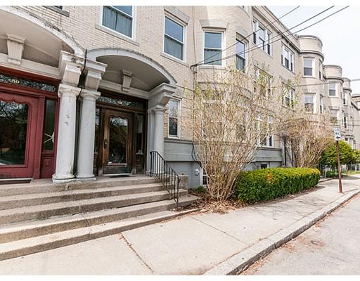 52 Vernon Street, Brookline, MA 02446