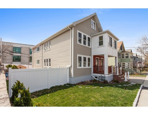 16 Aberdeen Avenue, Cambridge, MA 02138