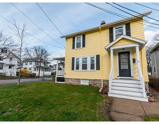 22 Springfield Street, Watertown, MA