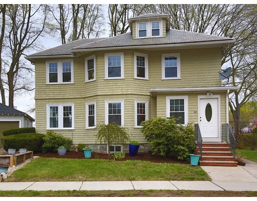 60 Katherine Road, Watertown, MA 02472