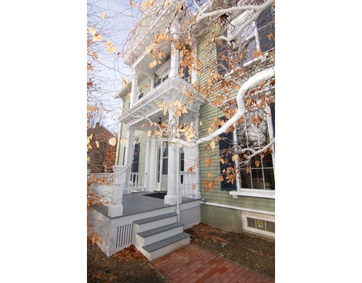 24 Ash Street, Cambridge, Ma 02138