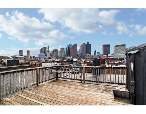 160 Salem Street, Unit 13, Boston, MA 02113