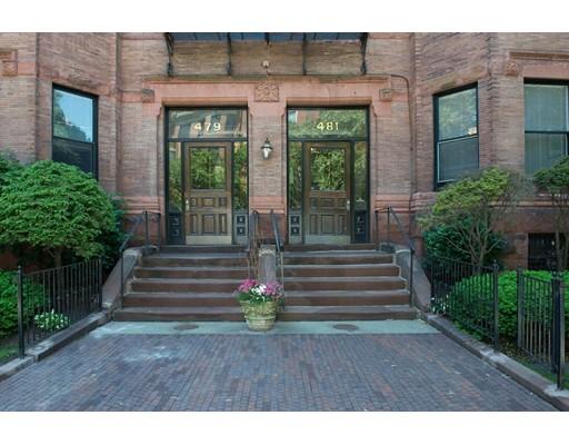 481 Beacon Street, Boston, MA 02115