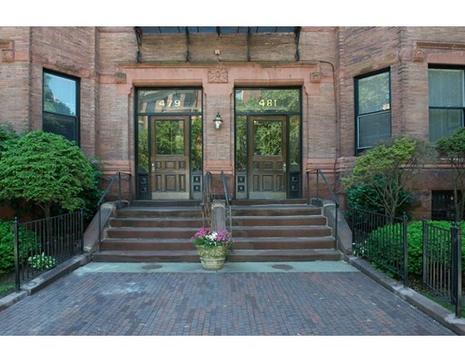 481 Beacon Street, Unit 14, Boston, MA 02115